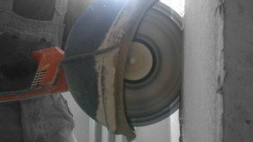 Falvágás, betonvágás, panelvágás