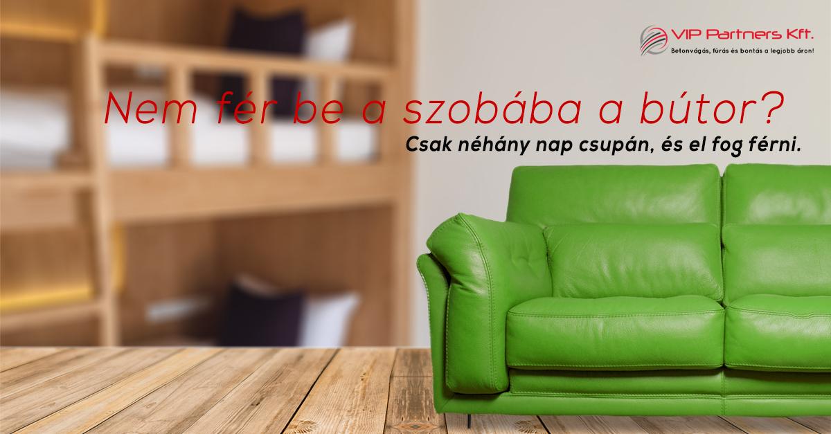 Kedvenc bútorok kevés négyzetméteren?